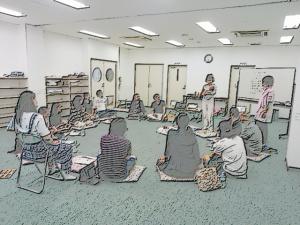 5月22日パパママ教室