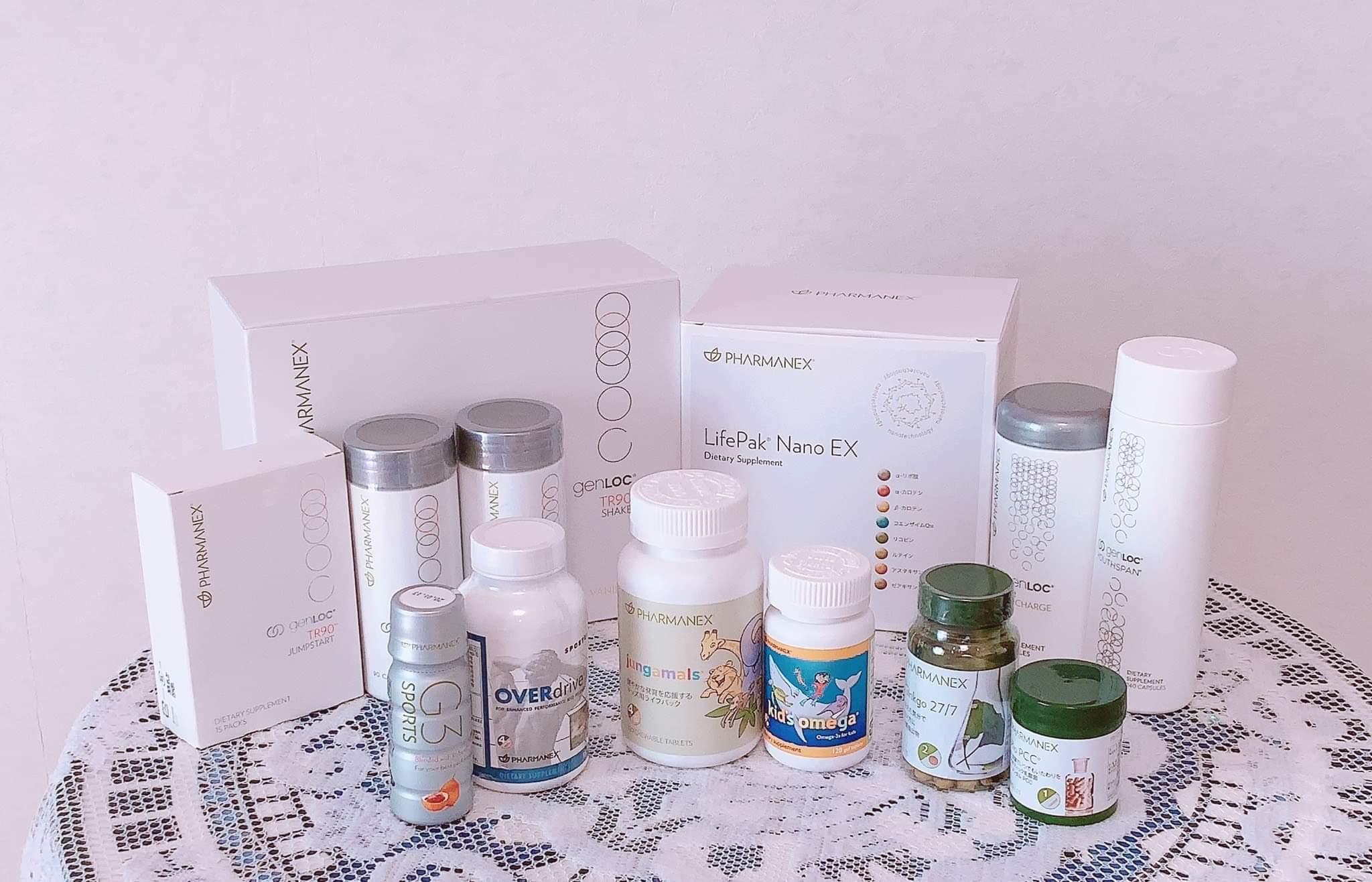 Pharmanex (6Sプロセスサプリメント)